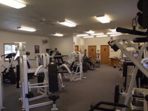Fitness Equipments- Schoolcraft Memorial Hospital