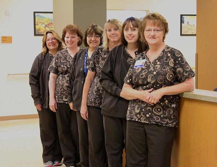 Ambulatory Care Department Staff