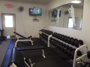 SCMH fitness center