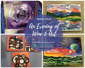 An Evening of Wine & Art
