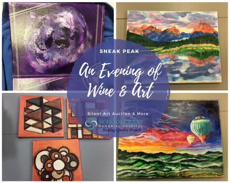 An Evening of Wine & Art