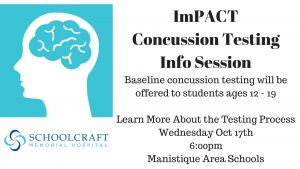 ImPACT Concussion Testing Info Session