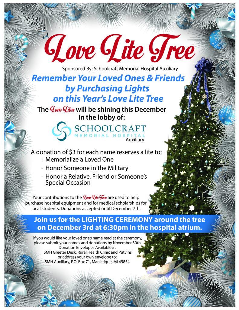 Love Lite Tree Poster 2018