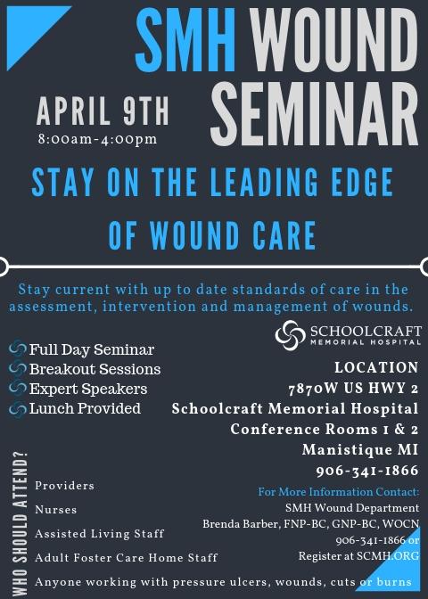 SMH wound seminar