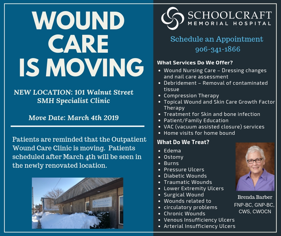 Wound care is moving