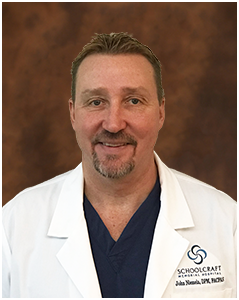 Dr. John Niemela, D.P.M.