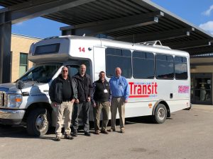 SMH AWARDS SCHOOLCRAFT COUNTY TRANSIT AUTHORITY $10,000