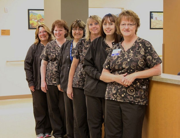Ambulatory care team in Manistique