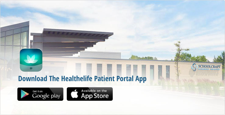 Healthlife App - Schoolcraft Memorial Hospital