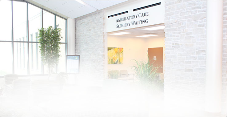 Ambulatory care-Schoolcraft Memorial Hospital