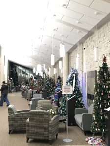 Festival of Trees-Schoolcraft Memorial Hospital